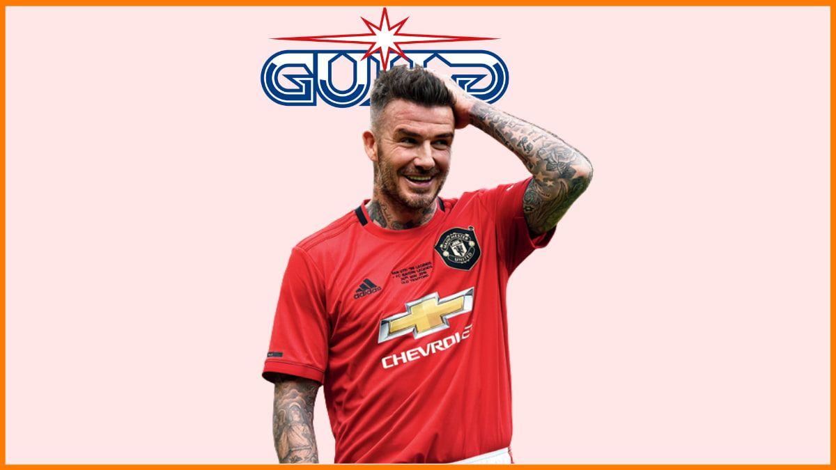 David Beckham investment in Guild Esports