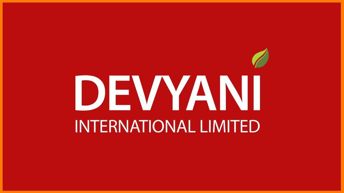 Devyani International - India's Largest Network of Quick-Service Restaurant Operator