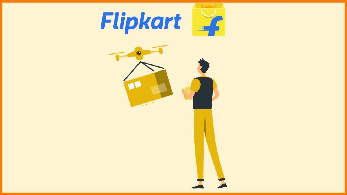 How Flipkart is delivering vaccines in Telangana - Drone delivery of Vaccine by Flipkart
