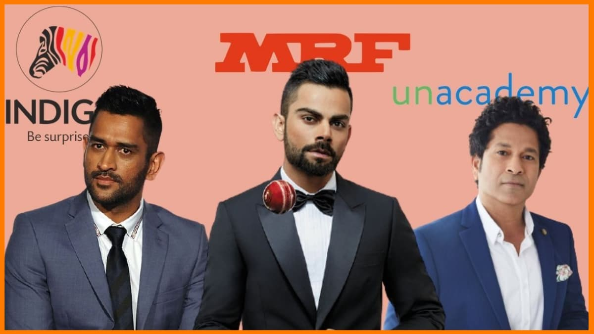 How much these Top Indian Cricketers Charge for Brand Endorsements