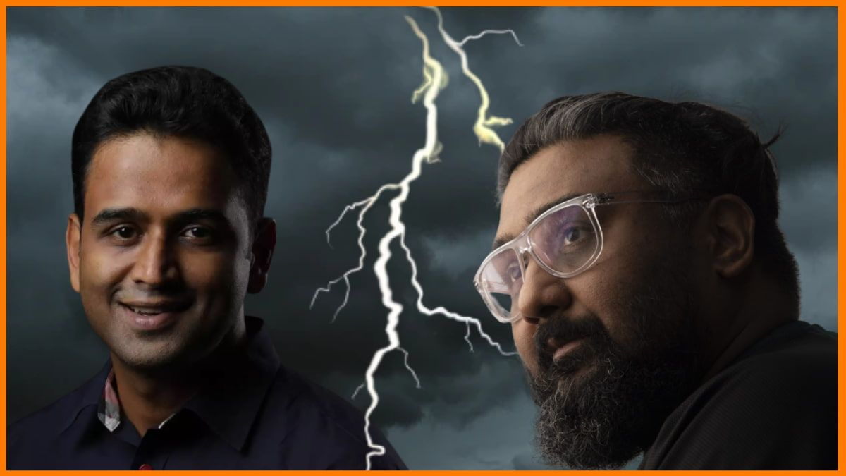 """The War of Entrepreneurs - My Opinion on Kunal Shah V/S Nithin Kamath """"Controversy"""""""