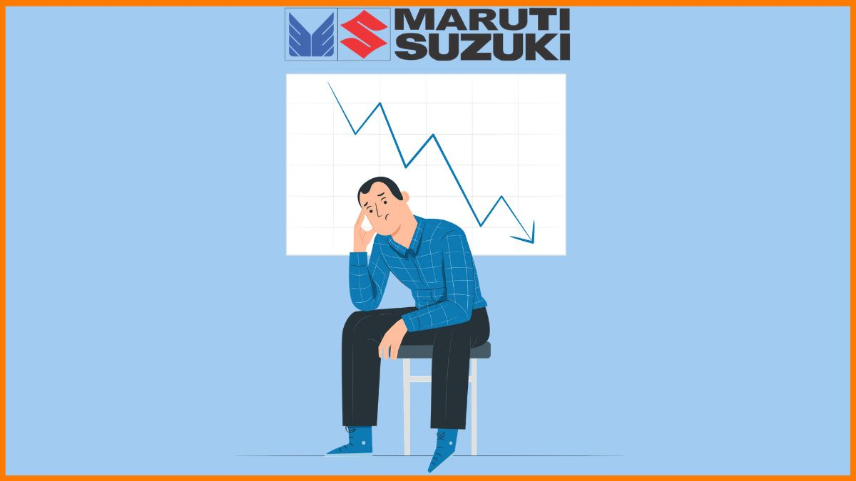 This is the reason why Maruti Suzuki saw a decline of 71% sale in May