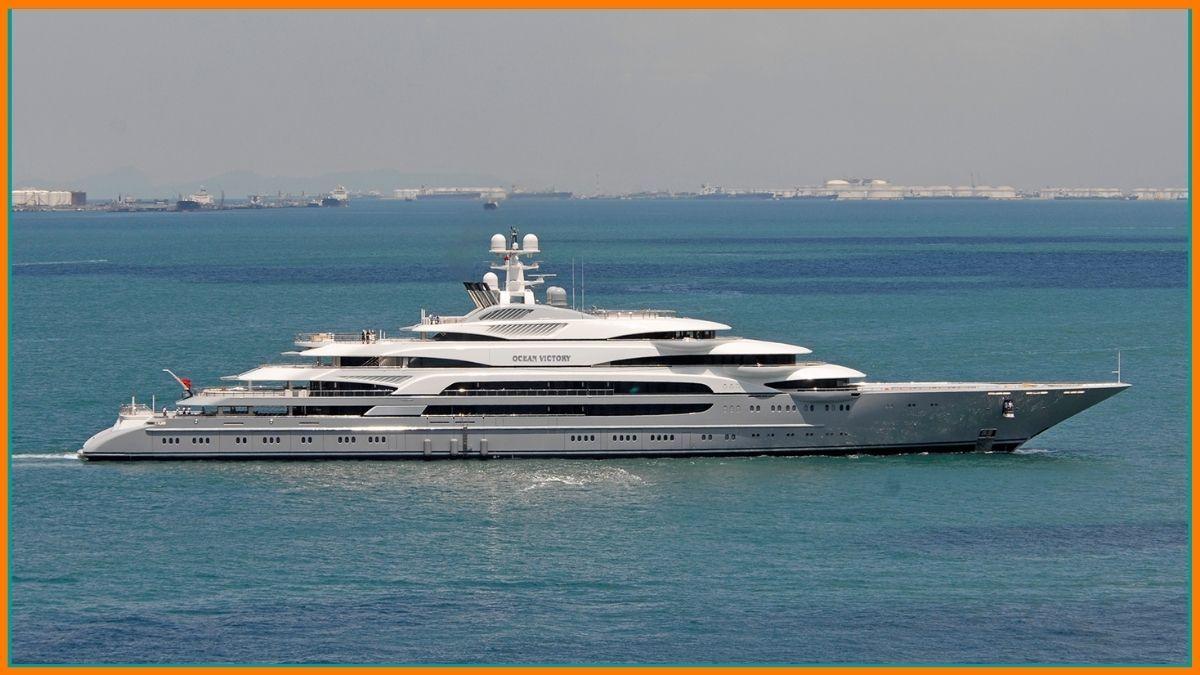 Ocean Victory owned by Viktor Rashnikov