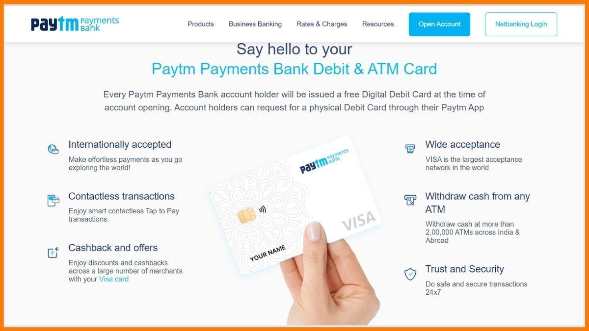 Paytm Website