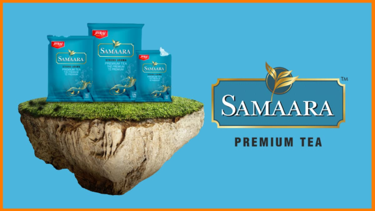 Samaara Tea—A Cup Of Positive Tea to Refresh