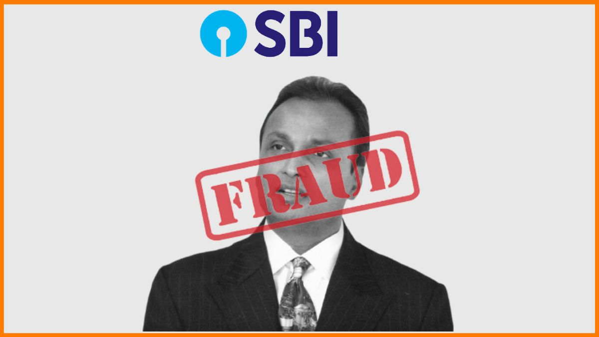 Why did SBI tag RIL as Fraud and why is it withdrawing the tag?
