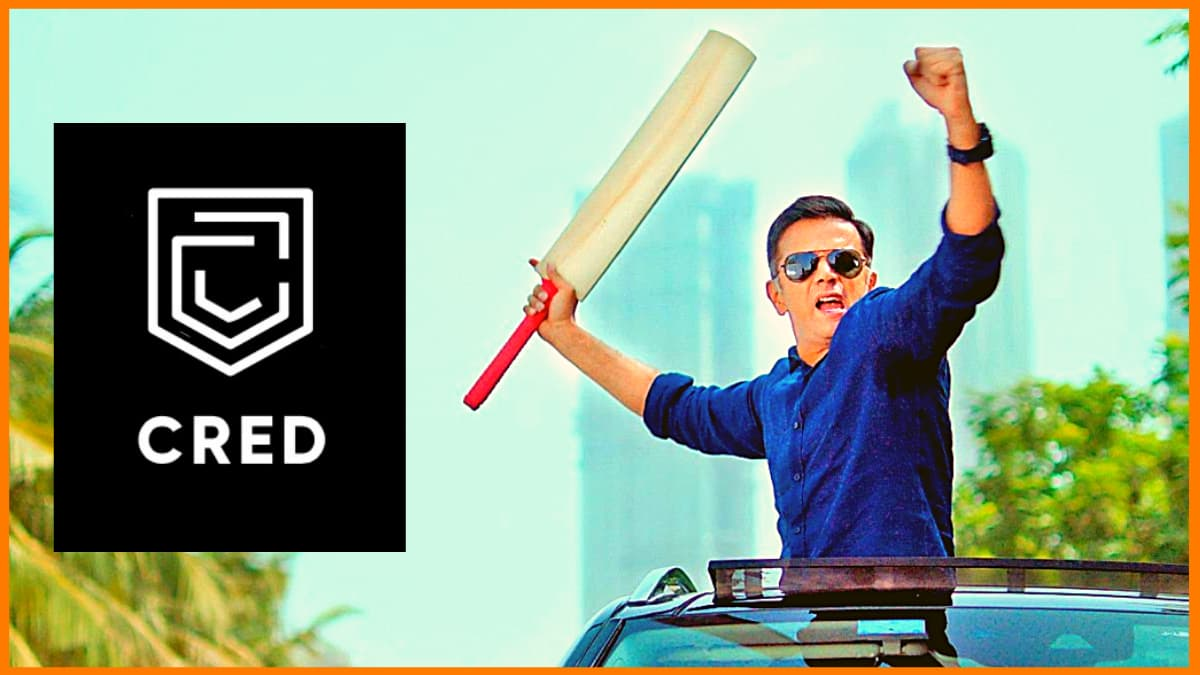 Why CRED's Recent Ad Featuring Rahul Dravid Went Viral?
