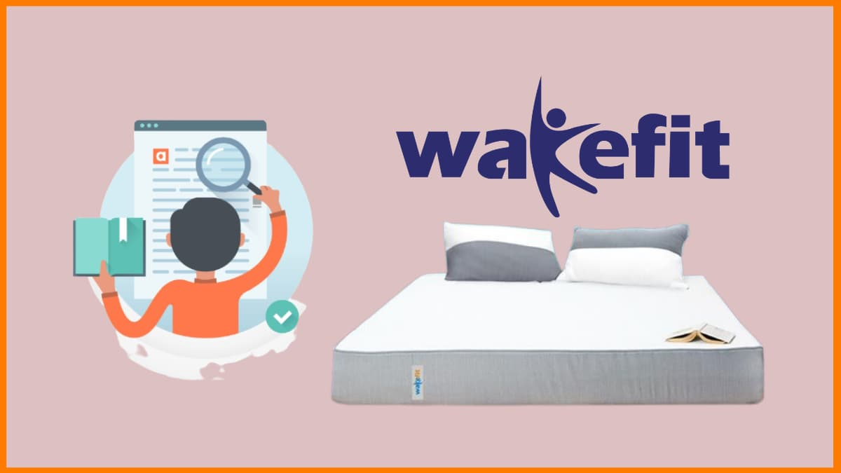 A Detailed Case Study on Wakefit Startup