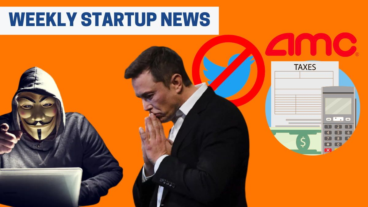 Startup News of the Week - May 2021