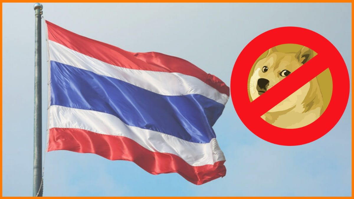 Why did Thailand ban Meme coin (Dogecoin), NFTs, and other exchange tokens?