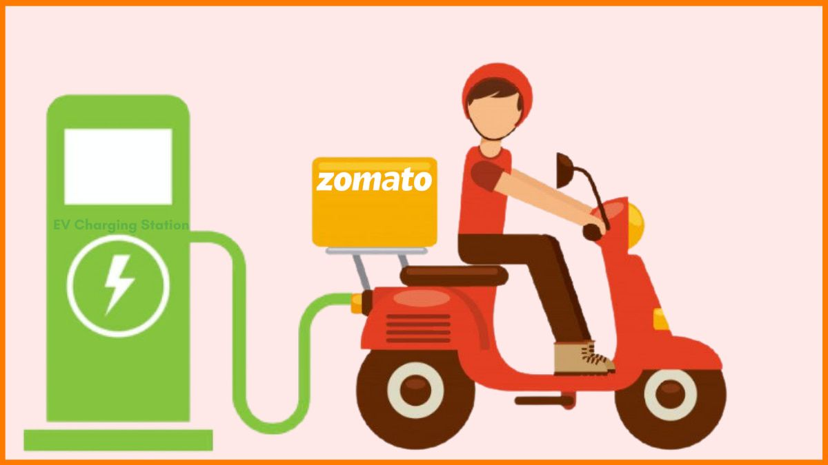 How Zomato is planning to make 100% Food deliveries on Electric Vehicles by 2030