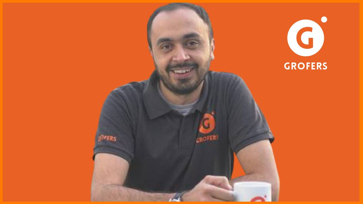 Albinder Dhindsa: CEO And Co-Founder Of Grofers