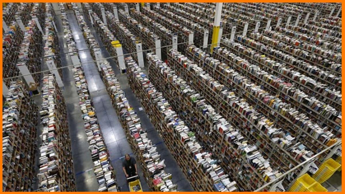 Amazon Fullfillment Centre