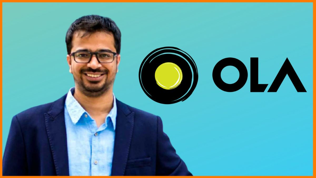 Ankit Bhati: Co-founder at Ola | Biography