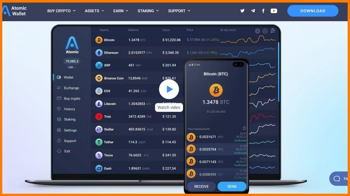 top bitcoin portafogli 2021)