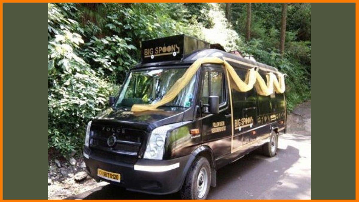 Big Spoon | Food Truck Startup in Shimla