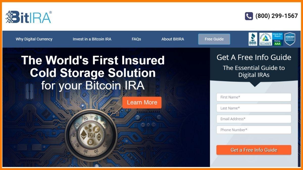 BitIRA Website