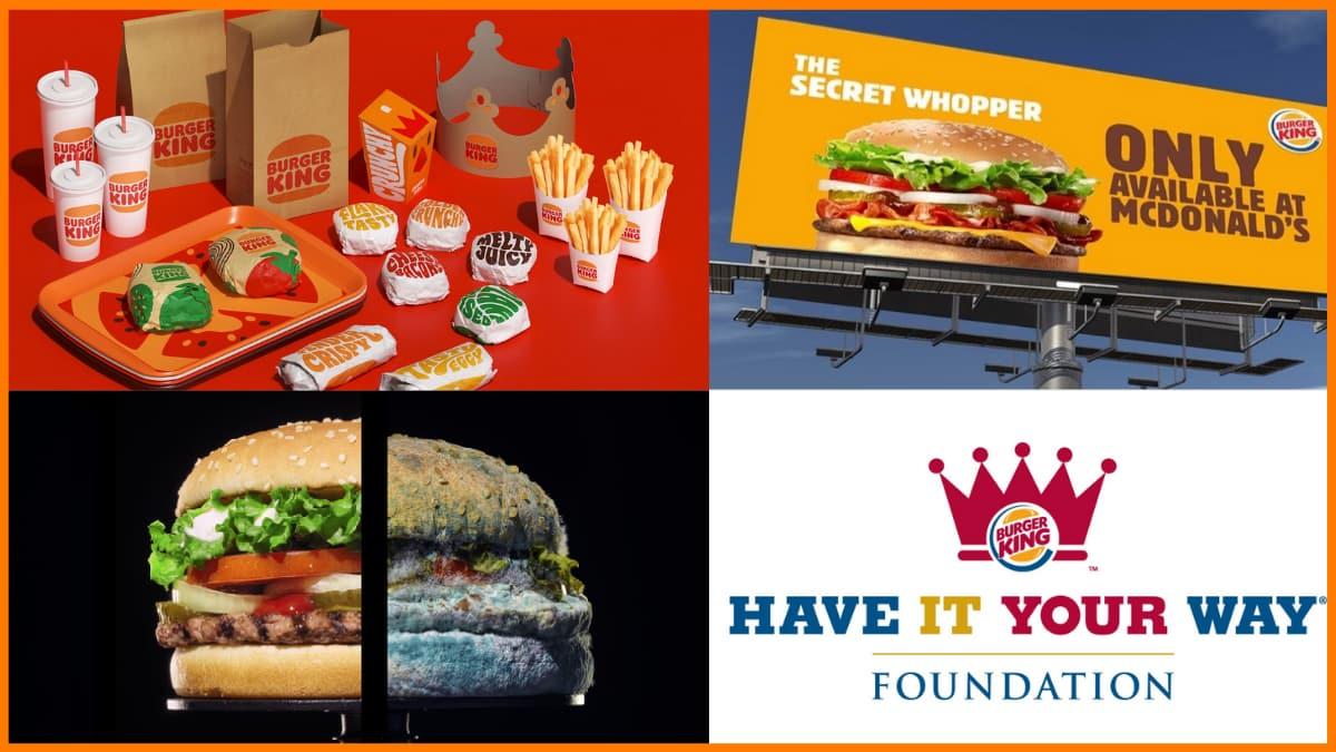 Burger King - Branding & Marketing strategy [Case Study]