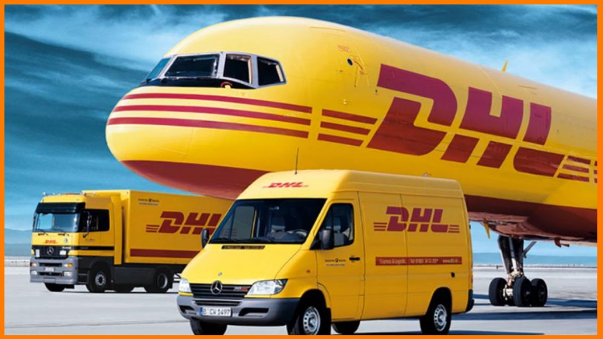 courier companies india