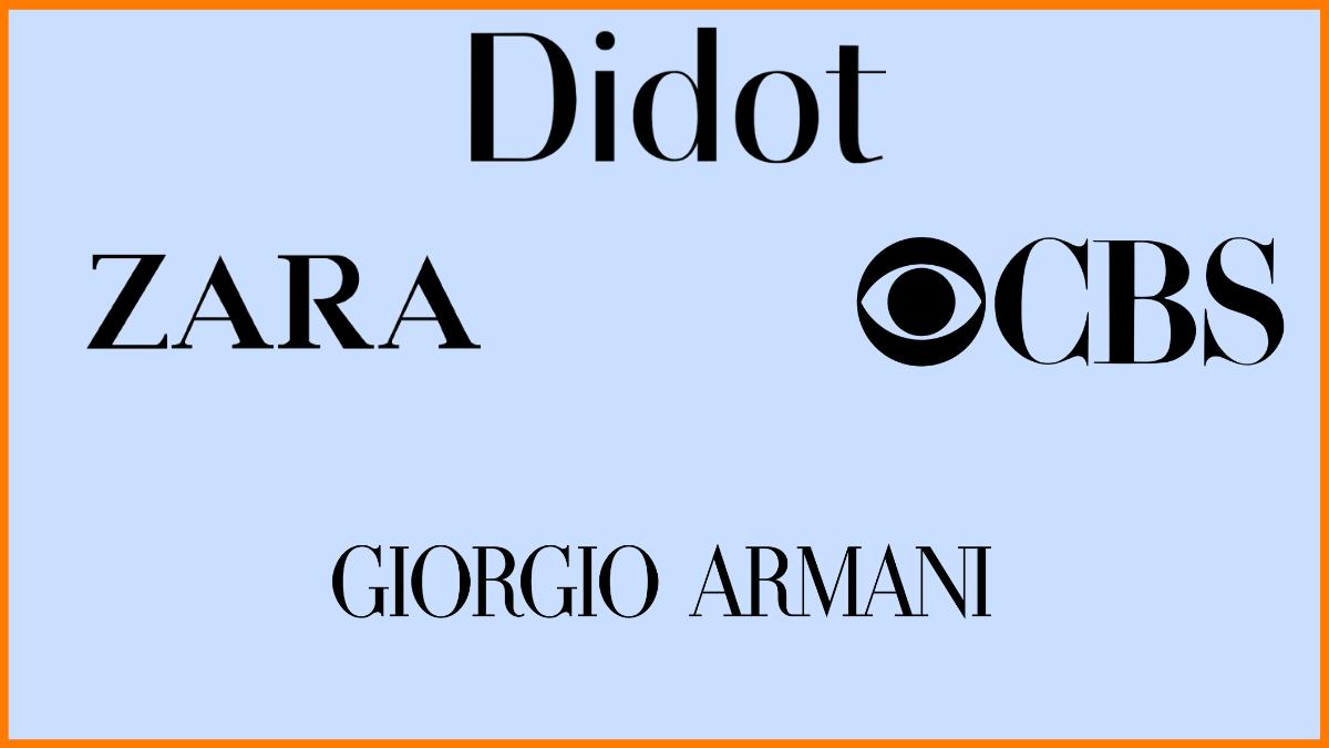 Didot Logo
