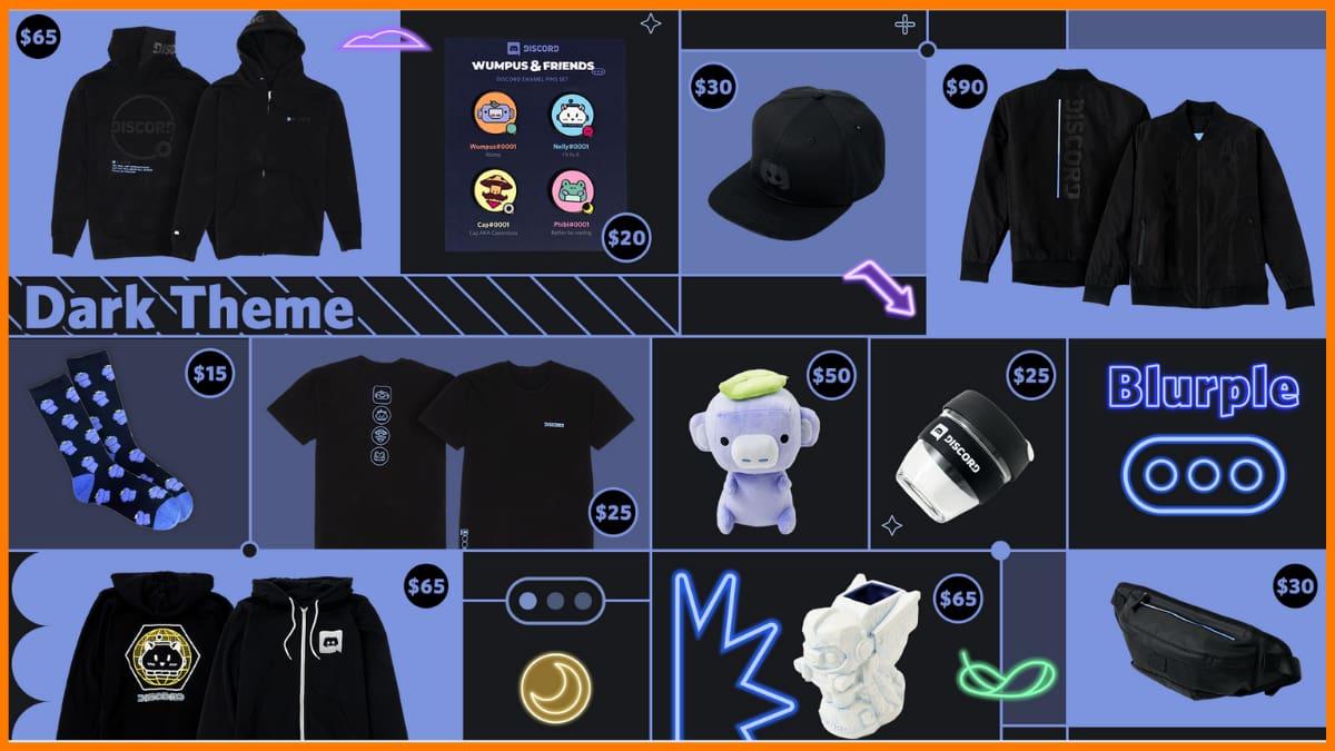 Discord Merchandise