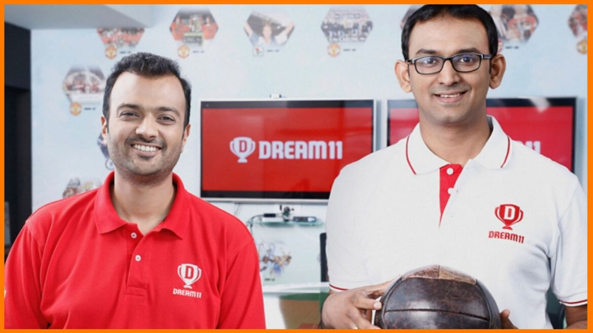Dream11 Founders