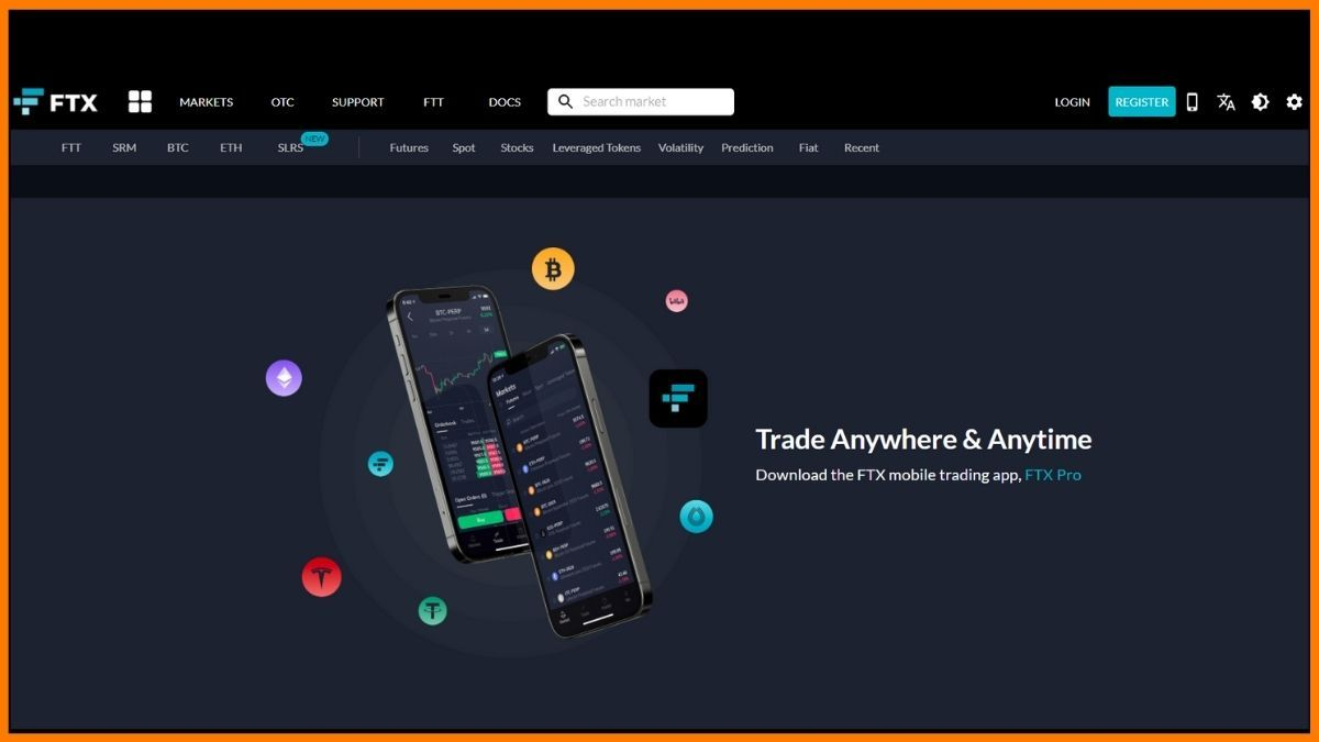 FTX Website
