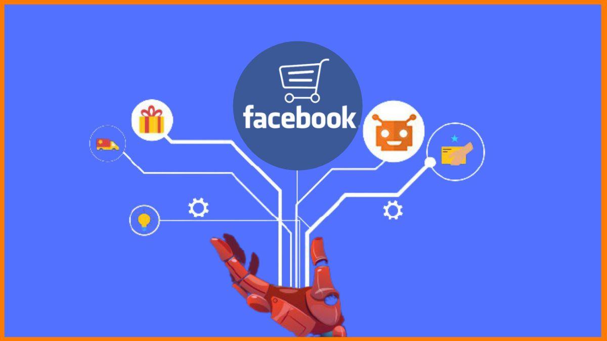 AI transforms Facebook shopping