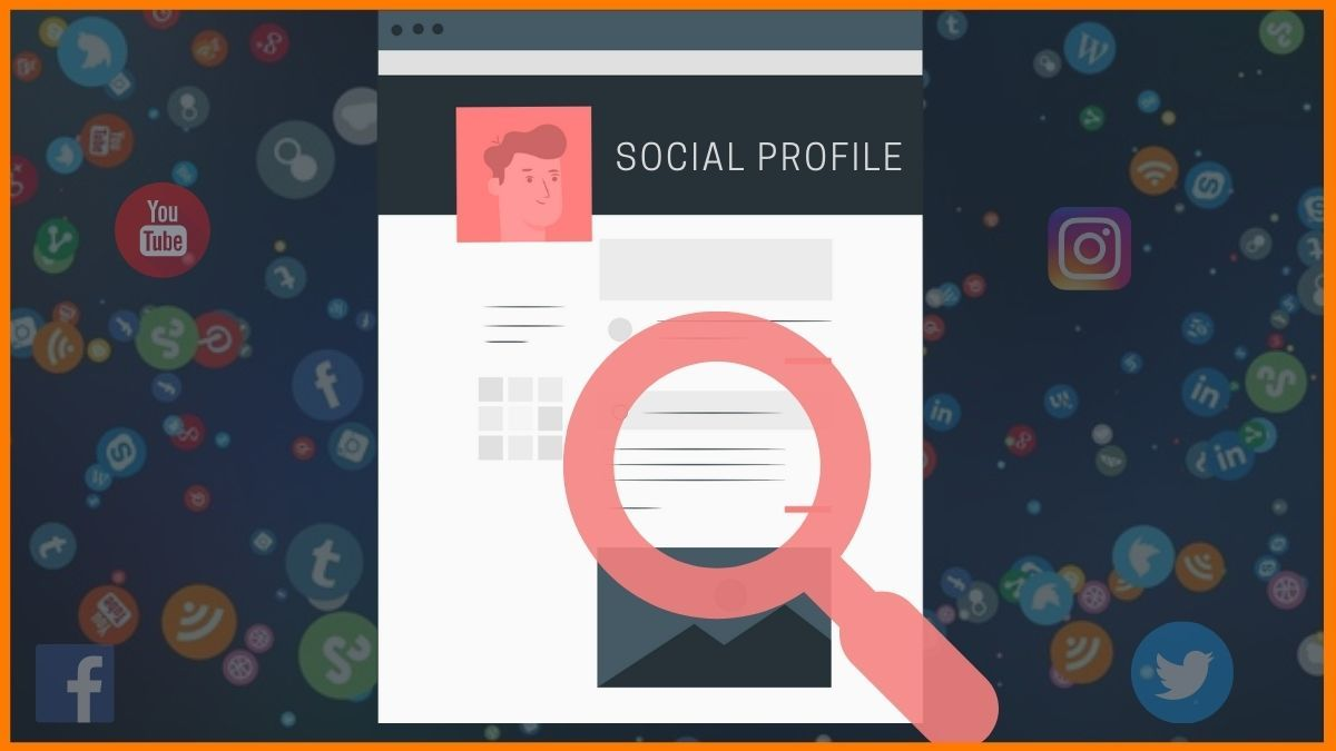 How to Find Social Media Profiles By Email in 2021
