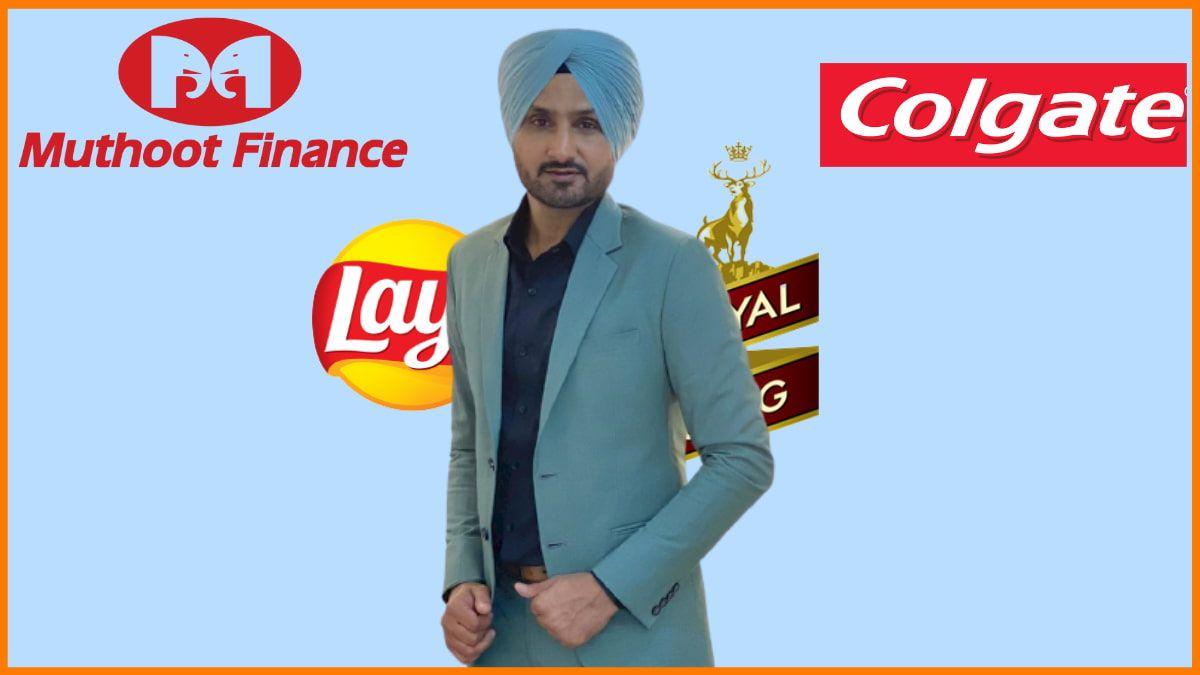 List Of Brands Endorsed By Harbhajan Singh