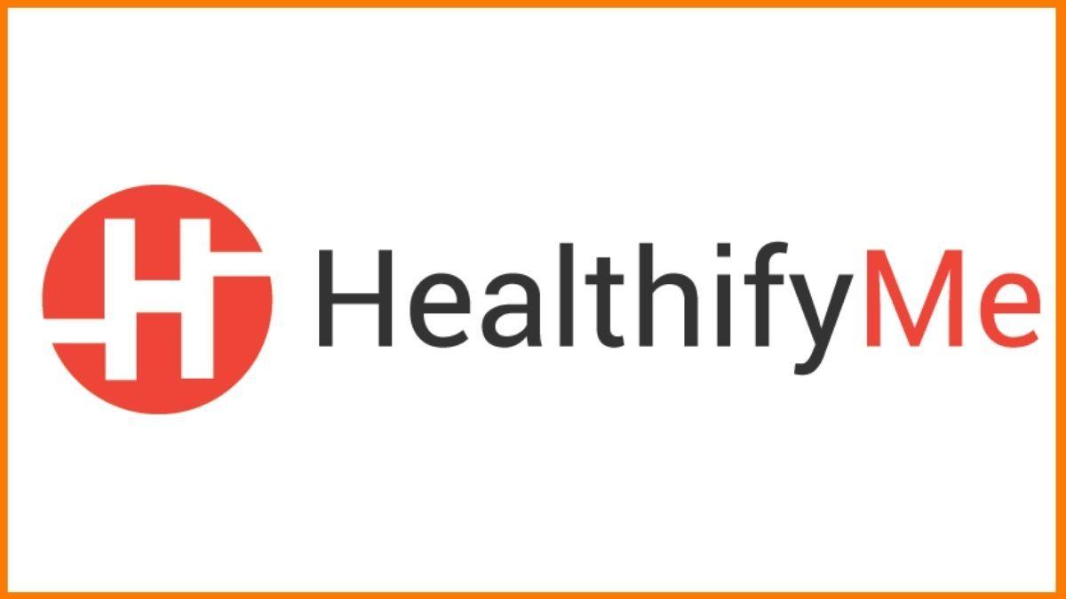 The HealthifyMe logo