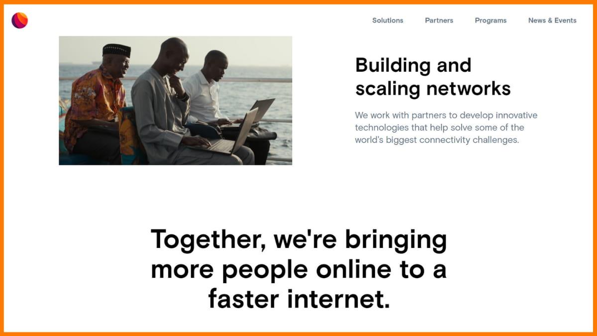 Internet.org website