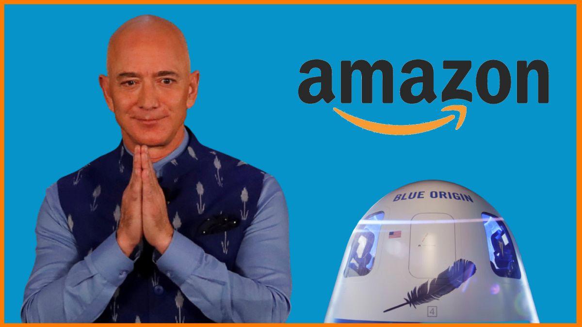 Jeff Bezos: Story of The Retailing Giant