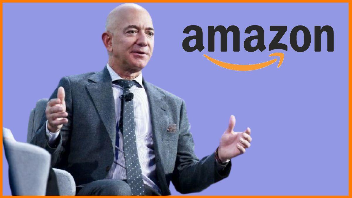 Jeff Bezos, Founder, Amazon