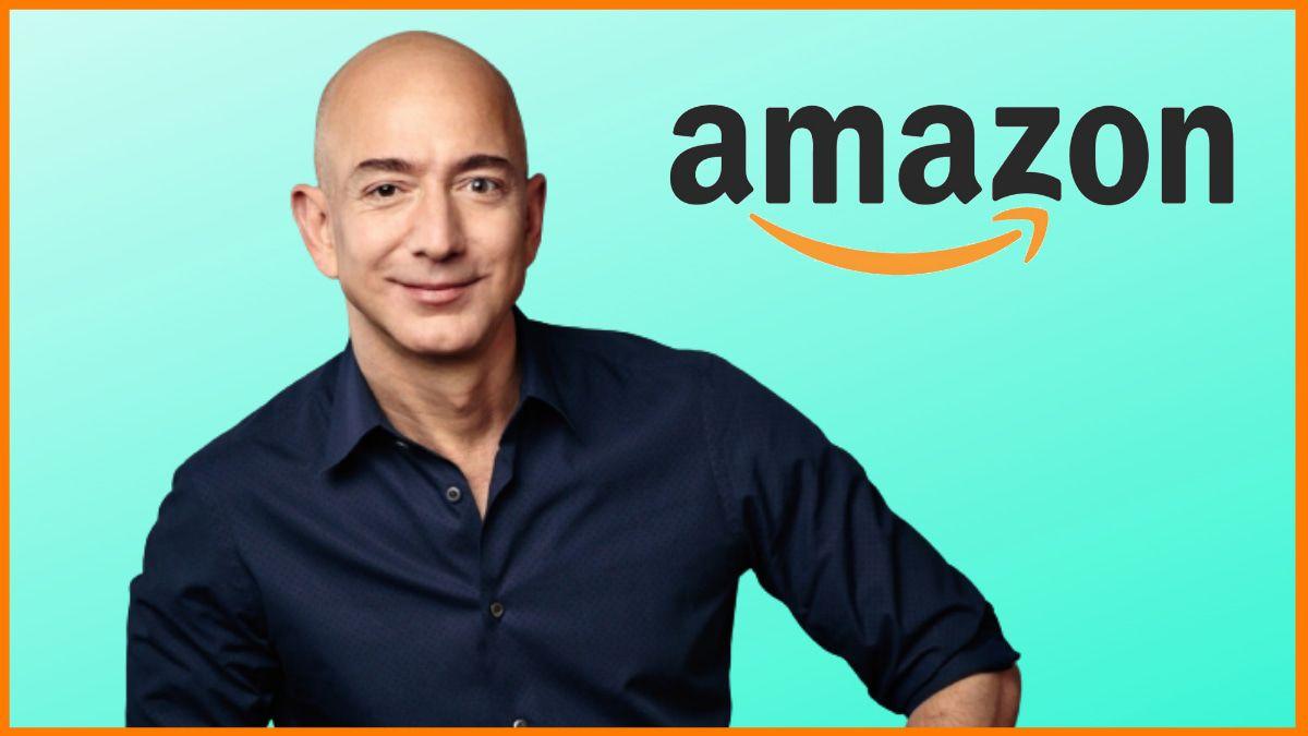 Jeff Bezos- Amazon, Founder