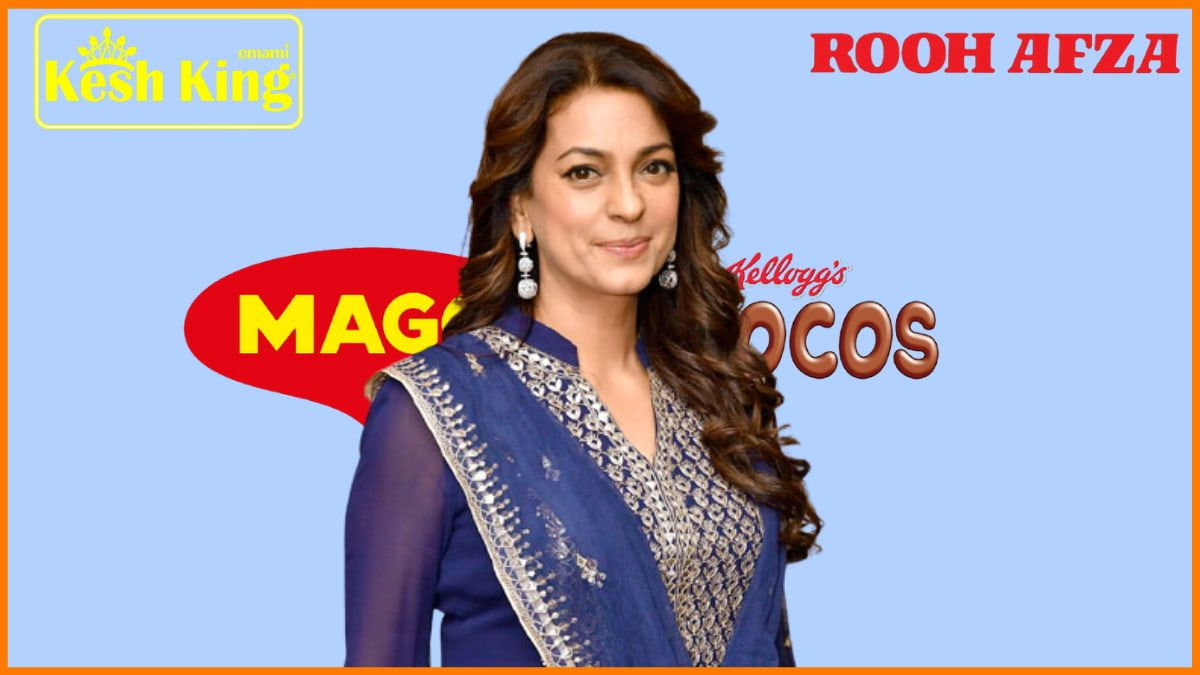 List of Brands Endorsed By Juhi Chawla
