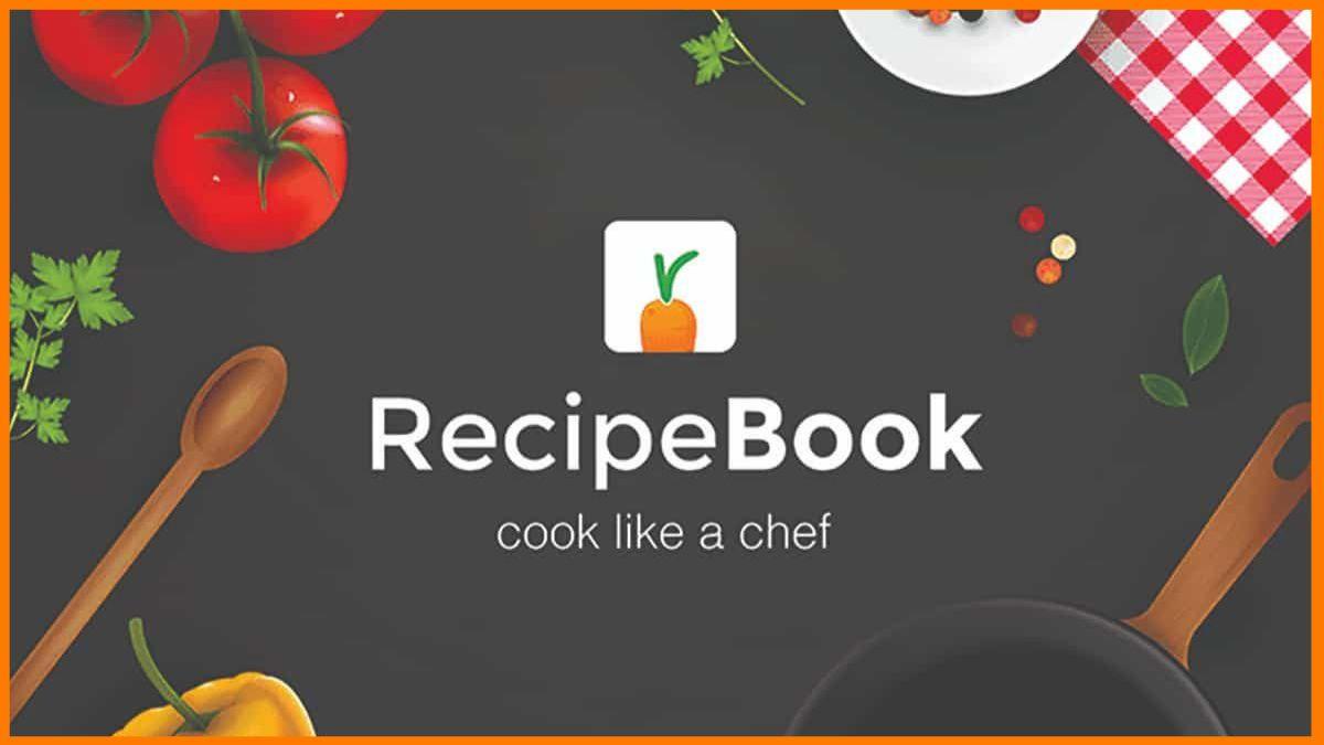 RecipeBook App   Startups in Kerala