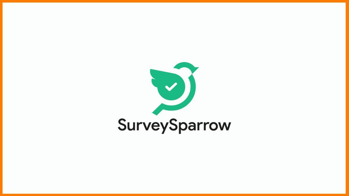 Logo of SurveySparrow   List of startups in Kerala
