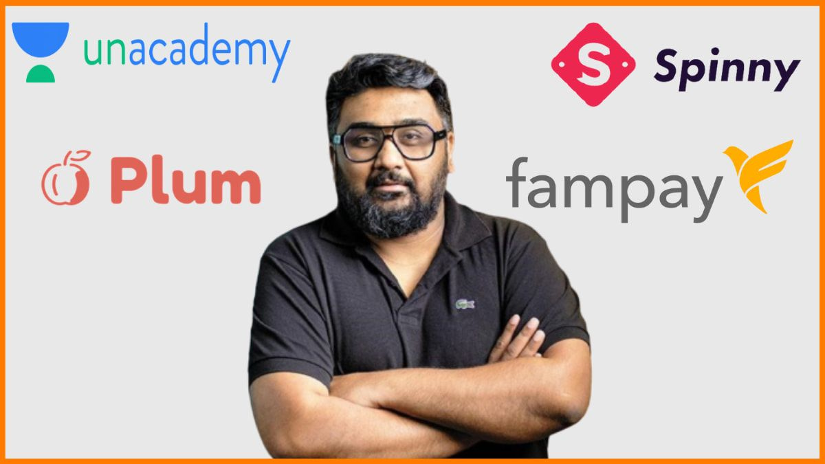 Kunal Shah Funded Startups | A Glimpse on the Investments by the Angel Investor - Kunal Shah