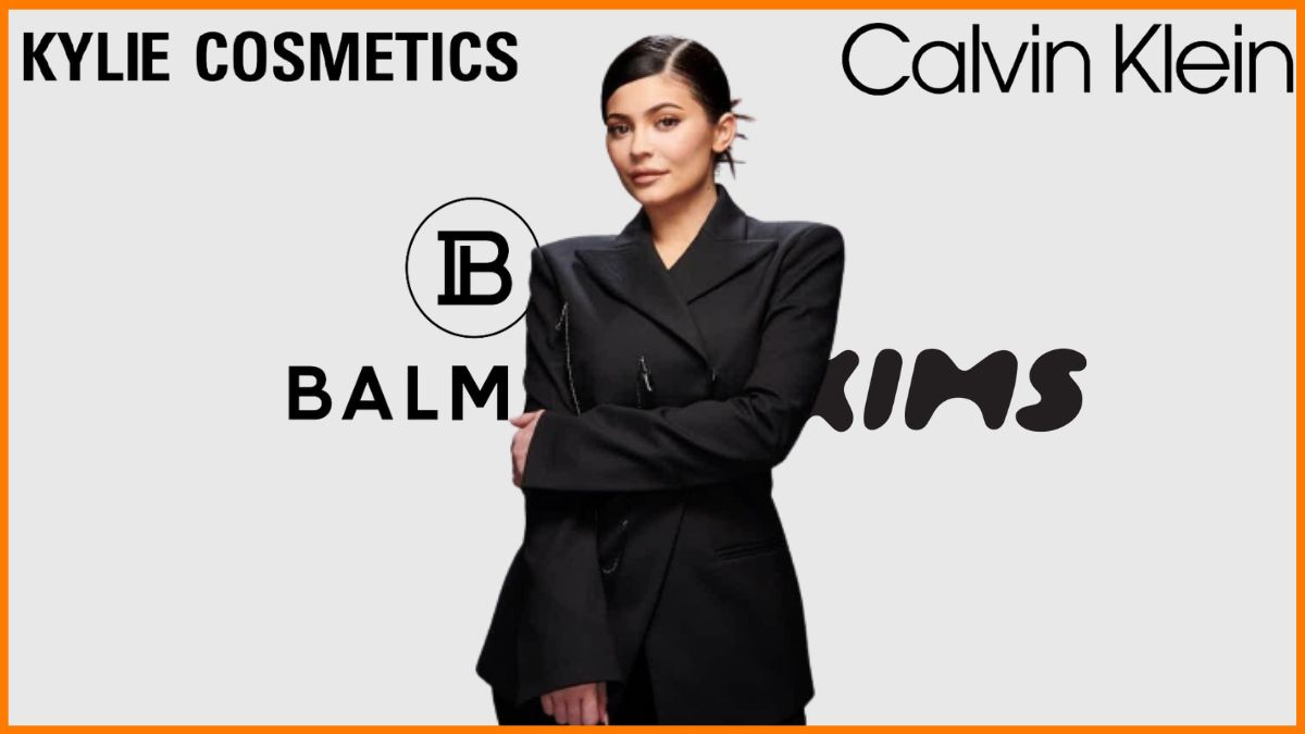 List of Brands Endorsed By Kylie Jenner