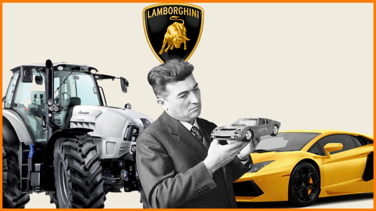 10 Astounding facts about Lamborghini you might not know about