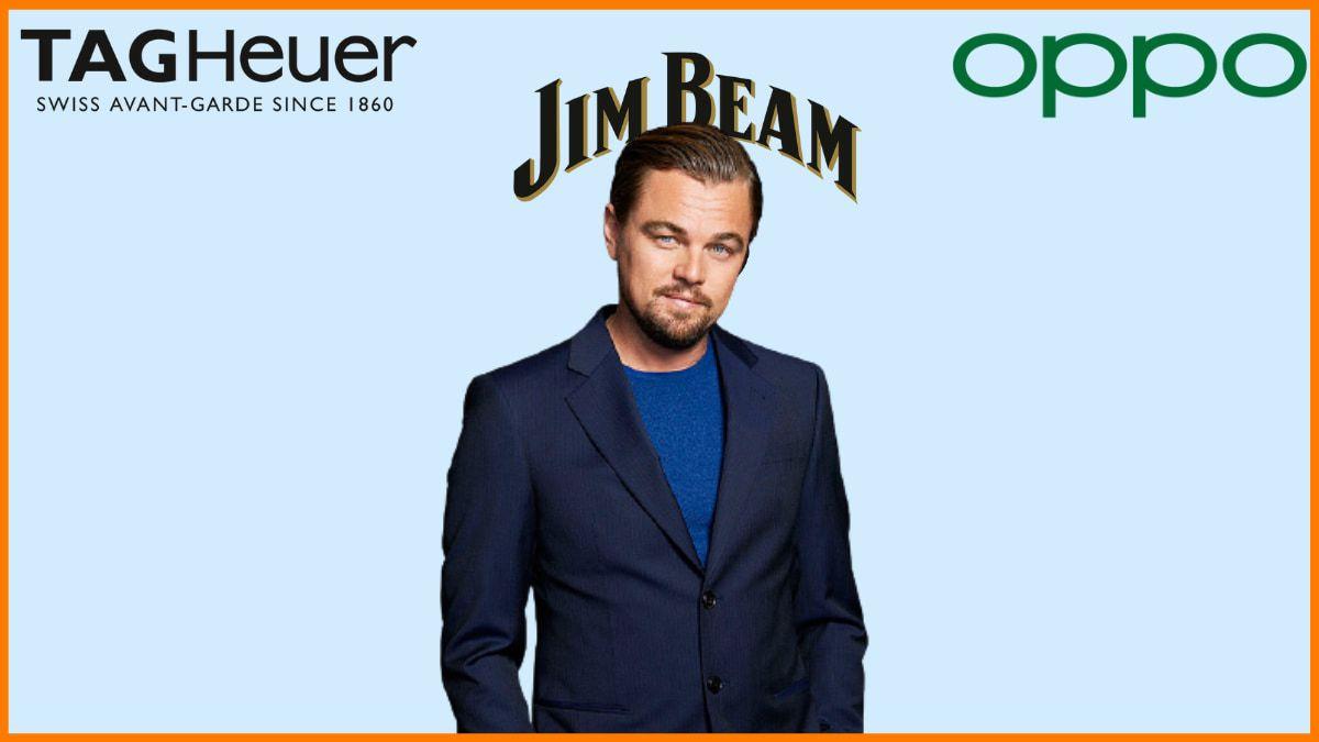 Lists of Brands Endorsed by Leonardo DiCaprio