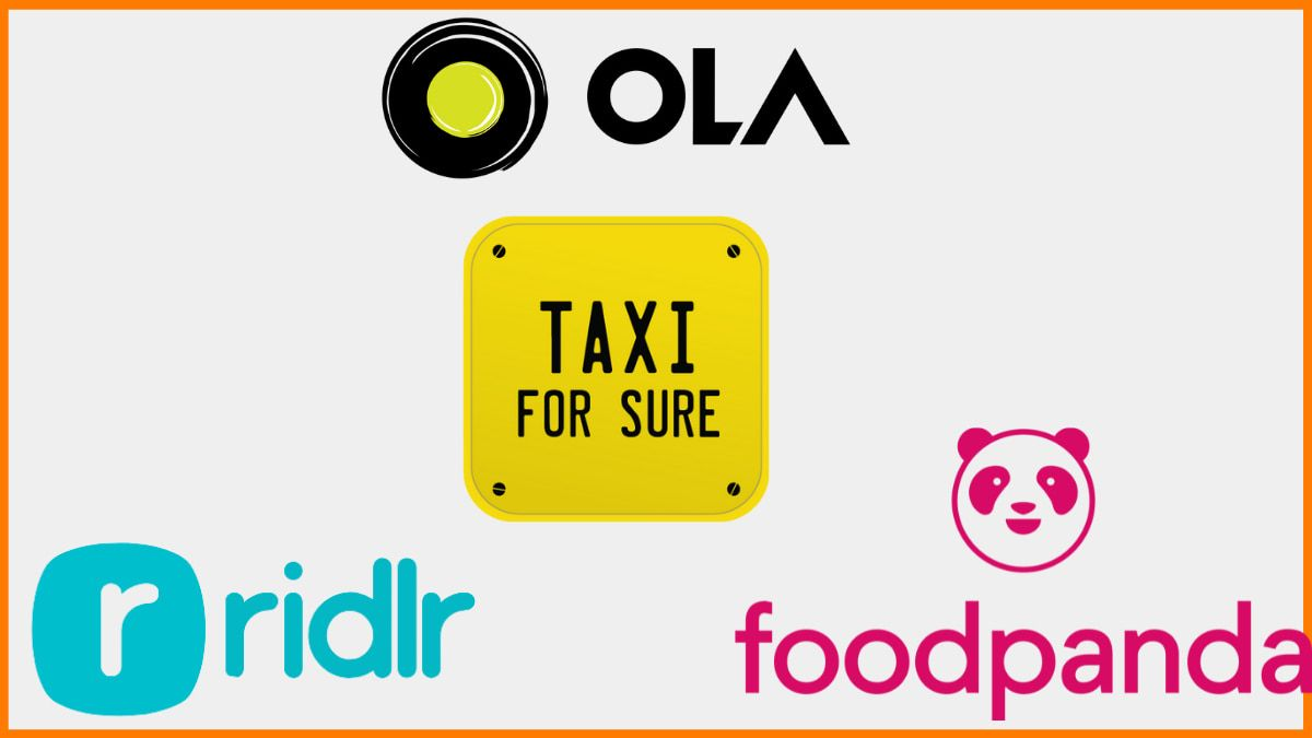 List of all the Startups Funded by Ola