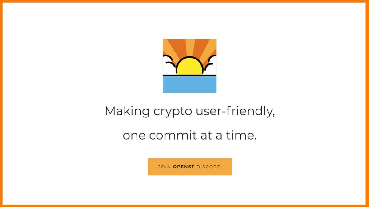 OpenST | No-code Blockchain Building Platform