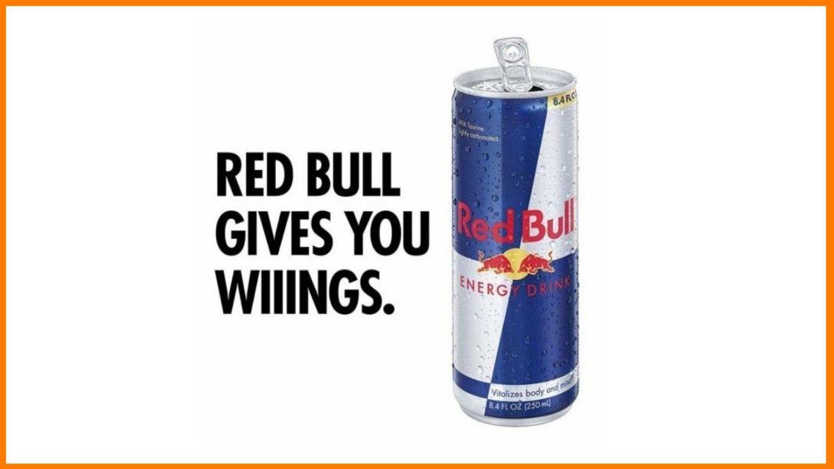 Red Bull Sloagan