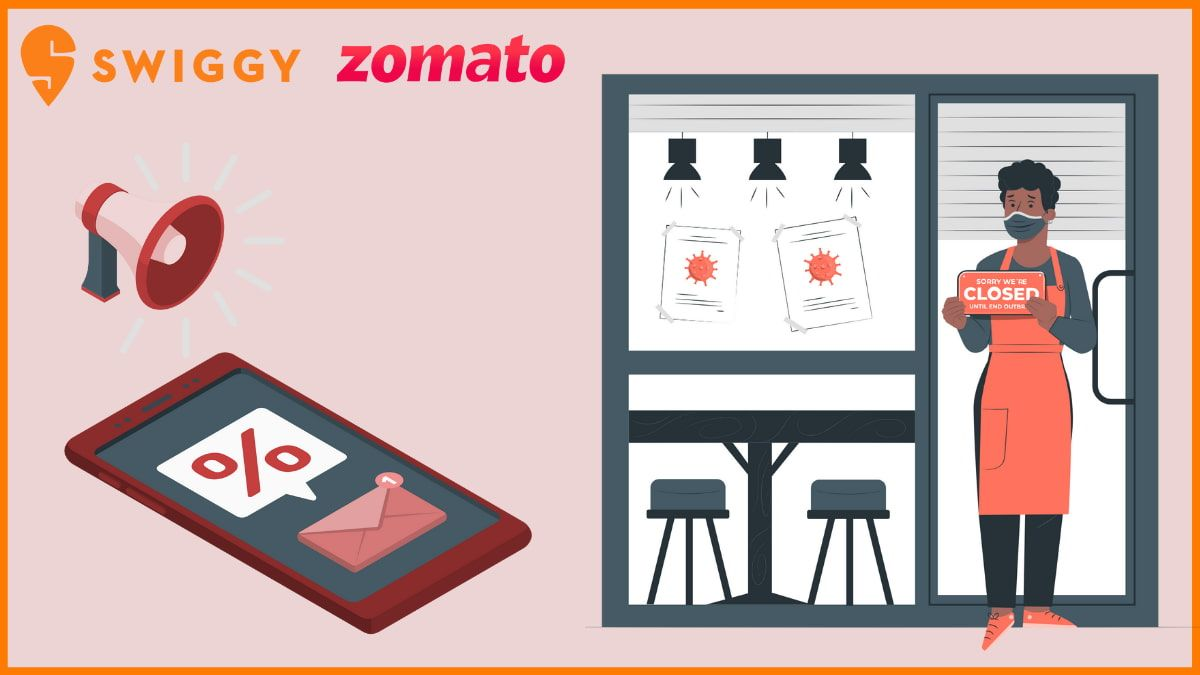 Why Zomato and Swiggy are accused of Anti Competitive practices?