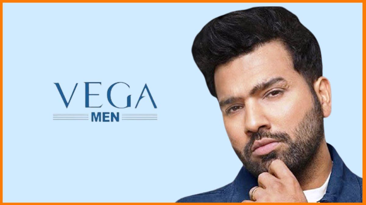 Rohit Sharma endorsed brand - Vega