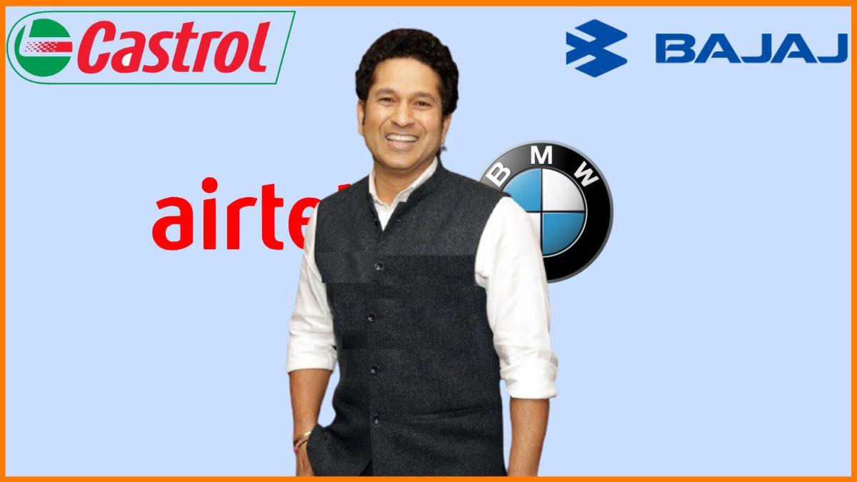 Top Brands Endorsed by Sachin Tendulkar