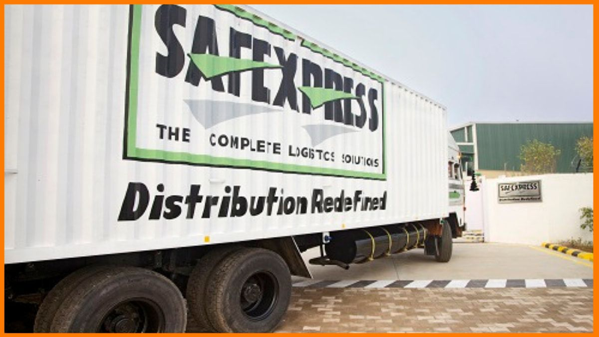 Safexpress   best courier service in india