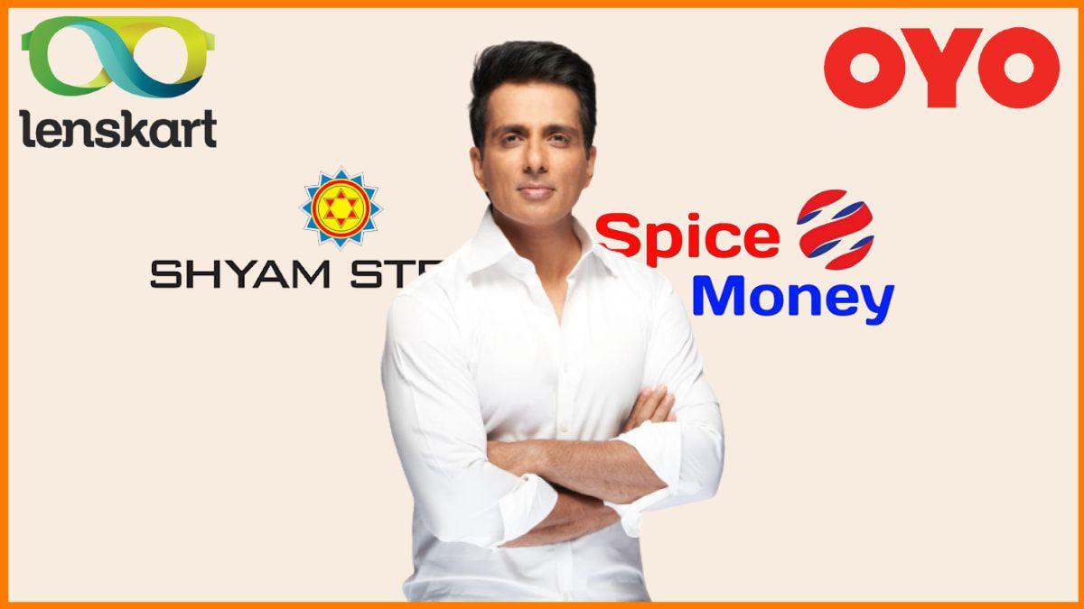 List of Brands Endorsed by Sonu Sood